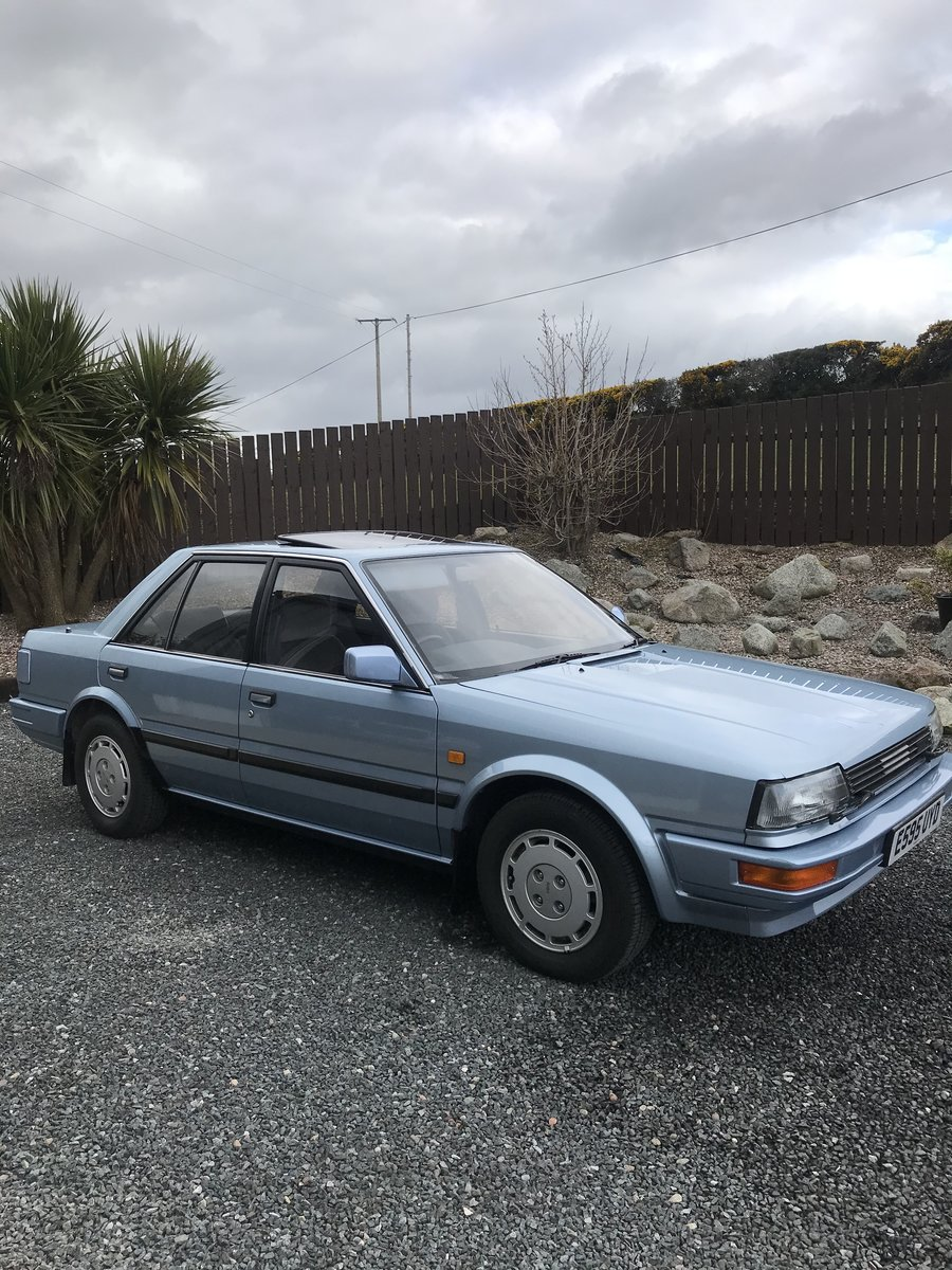 1987 Nissan Bluebird For Sale (picture 2 of 5)