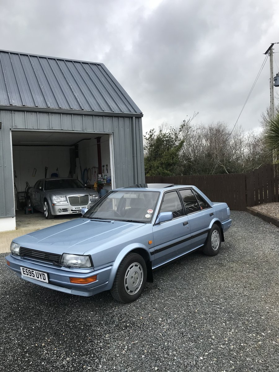 1987 Nissan Bluebird For Sale (picture 3 of 5)