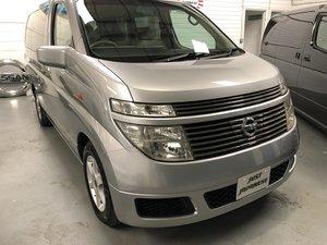 NISSAN ELGRAND E51 3.5 V6, Silver, 8 Seater MPV (TOW BAR)