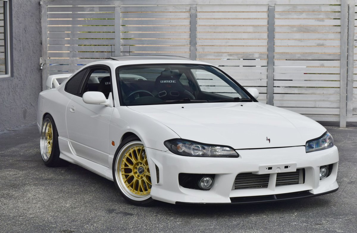 1999 Nissan 240SX Silvia S15 Spec R SR20 Turbo 375HP $39.9k For Sale (picture 2 of 6)