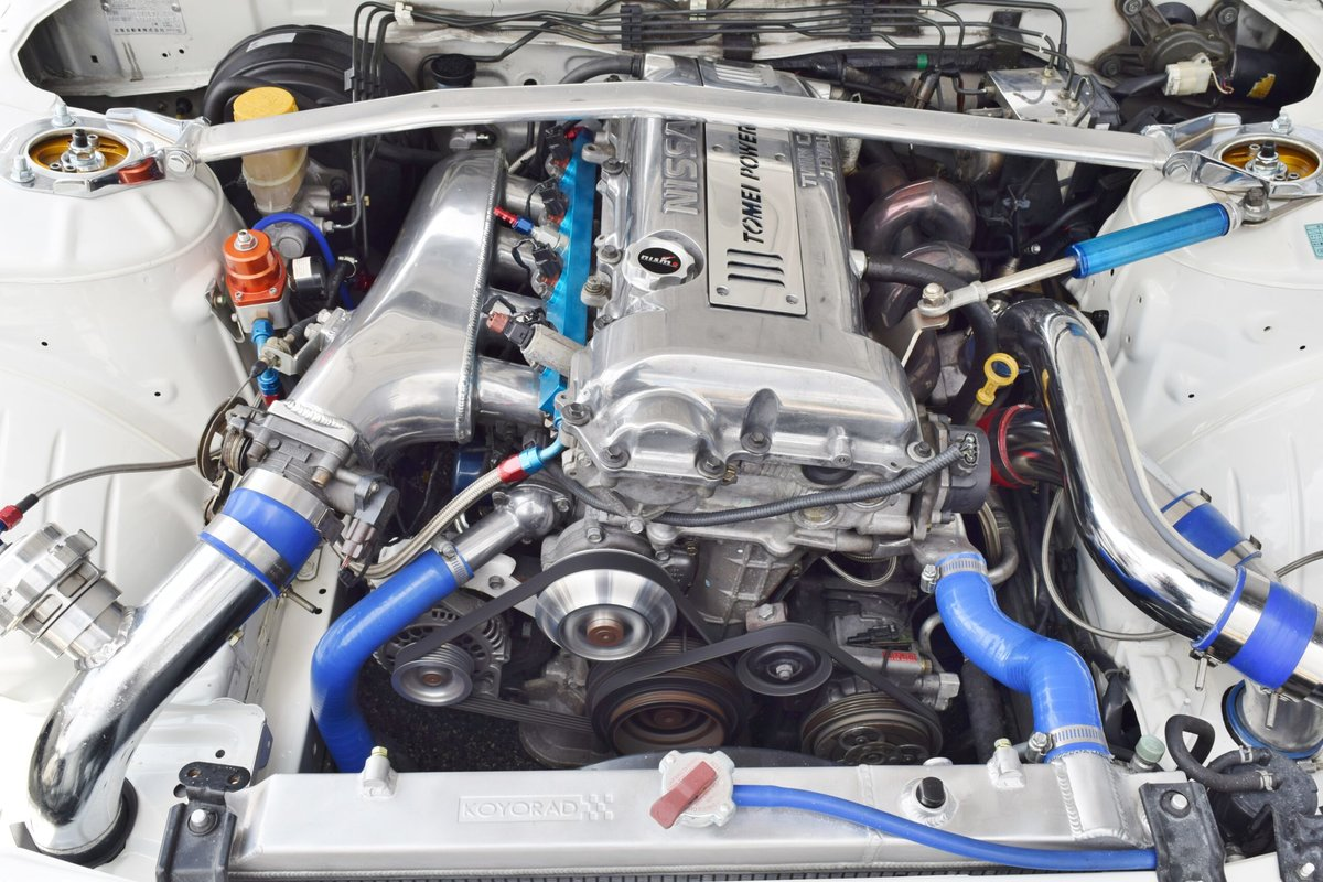 1999 Nissan 240SX Silvia S15 Spec R SR20 Turbo 375HP $39.9k For Sale (picture 6 of 6)