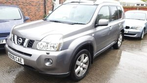 NISSAN X TRAIL 2.0DCI  Explorer Extreme 4x4 sold
