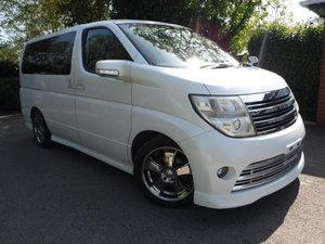 2009 Nissan Elgrand Rider 3.5 v6 5dr 7 Seats For Sale