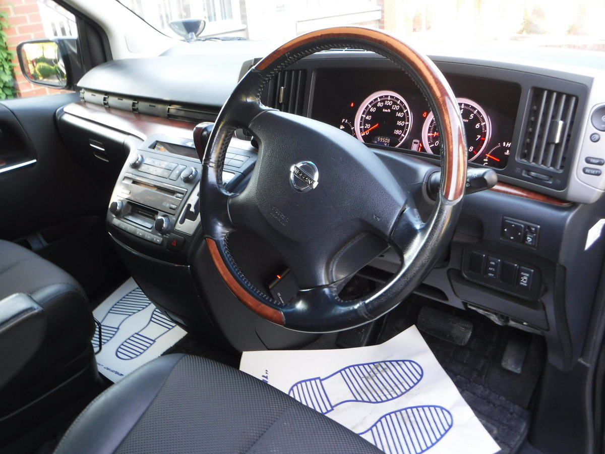 2007 Nissan Elgrand Highway Star 2.5 v6 Tiptronic 7 Seats  For Sale (picture 5 of 6)