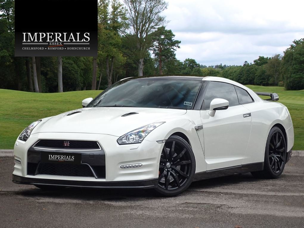 2013 Nissan  GT-R  PREMIUM EDITION 3.8 550 LITCHFIELD STAGE 1.25  For Sale (picture 1 of 24)