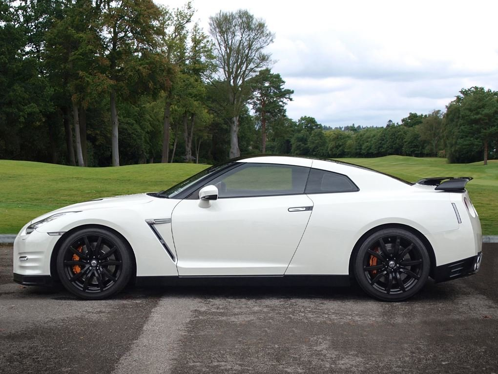 2013 Nissan  GT-R  PREMIUM EDITION 3.8 550 LITCHFIELD STAGE 1.25  For Sale (picture 2 of 24)