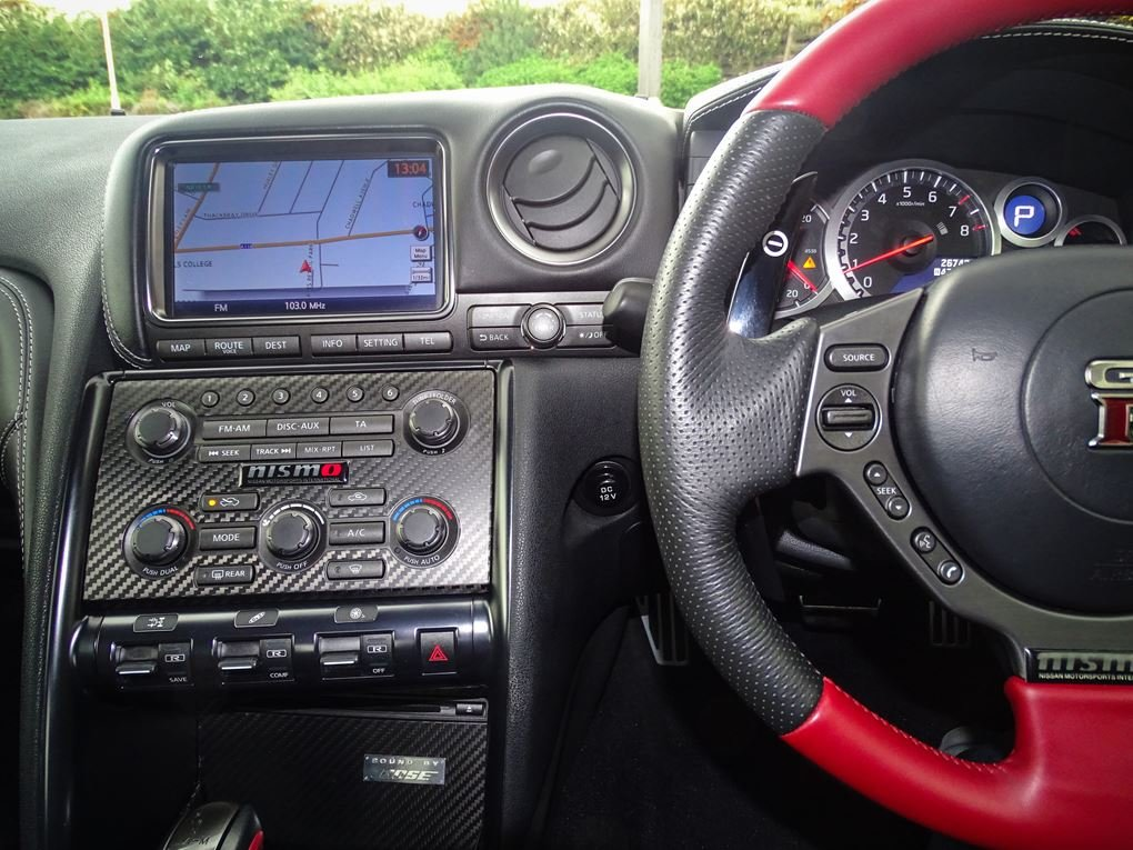 2013 Nissan  GT-R  PREMIUM EDITION 3.8 550 LITCHFIELD STAGE 1.25  For Sale (picture 8 of 24)
