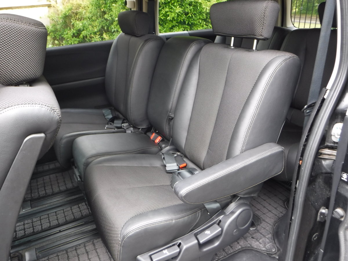 2007 Nissan Elgrand Highway Star 2.5 v6 Tiptronic 7 Seats 5dr For Sale (picture 5 of 6)