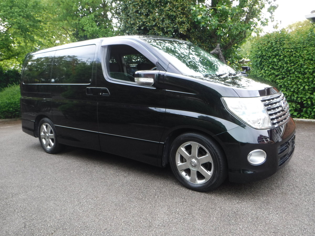2007 Nissan Elgrand Highway Star 2.5 v6 Tiptronic 7 Seats 5dr For Sale (picture 6 of 6)