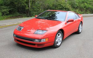 1991 Nissan 300ZX Turbo For Sale by Auction