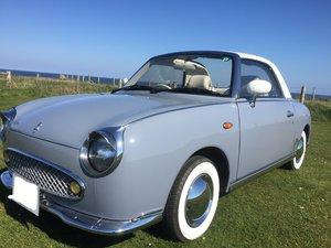 Nissan Figaro 1.0 Turbo Auto Only 75,000 miles