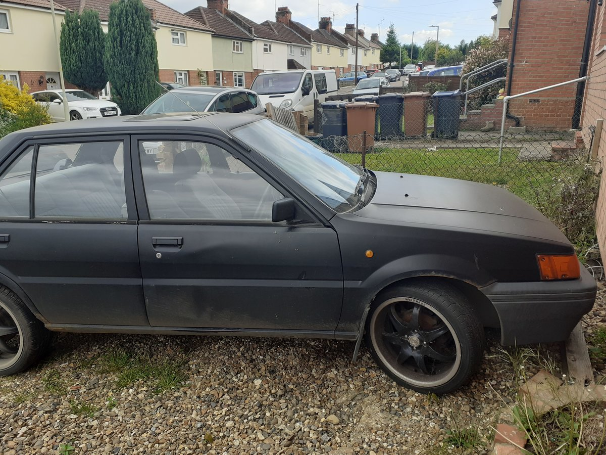 1989 Nissan Pulsar GOOD RUNNER For Sale (picture 1 of 5)