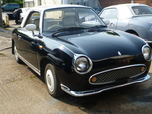1991 Nissan Figaro 1.0 Complete Restored Excellent Cond