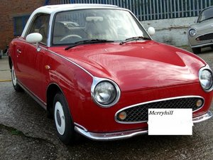 Nissan Figaro 1.0 Complete Restored Excellent Cond