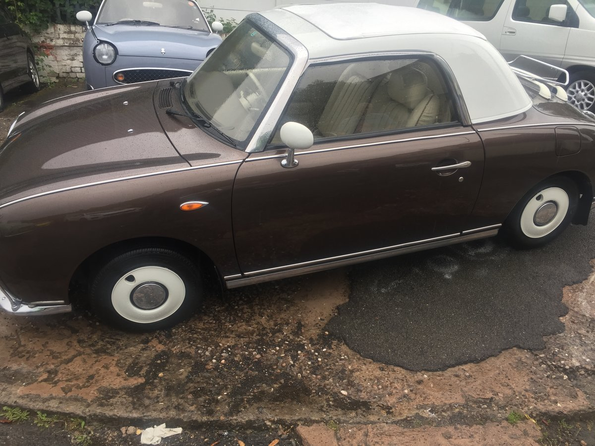 1991 Nissan Figaro 1.0 Complete Restored Excellent Cond For Sale (picture 1 of 1)