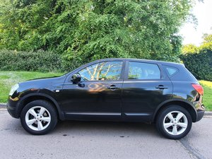 2009 Nissan Qashqai Acenta.. 1.5 DCi Pure Drive.. P/X To Clear SOLD