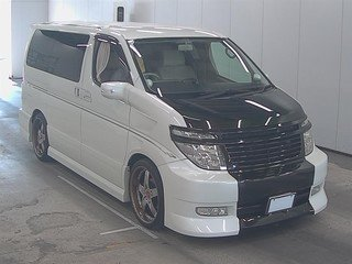 NISSAN ELGRAND 3.5 VG 4X4 AUTOMATIC * 8 SEATER * CUSTOM BODY