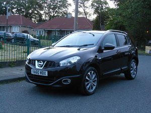 2010 Nissan Qashqai 2.0 DCI Tekna 4WD Face Lift Huge Spec SOLD