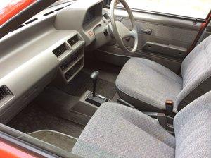 1992 Nissan micra 1.2 rare automatic