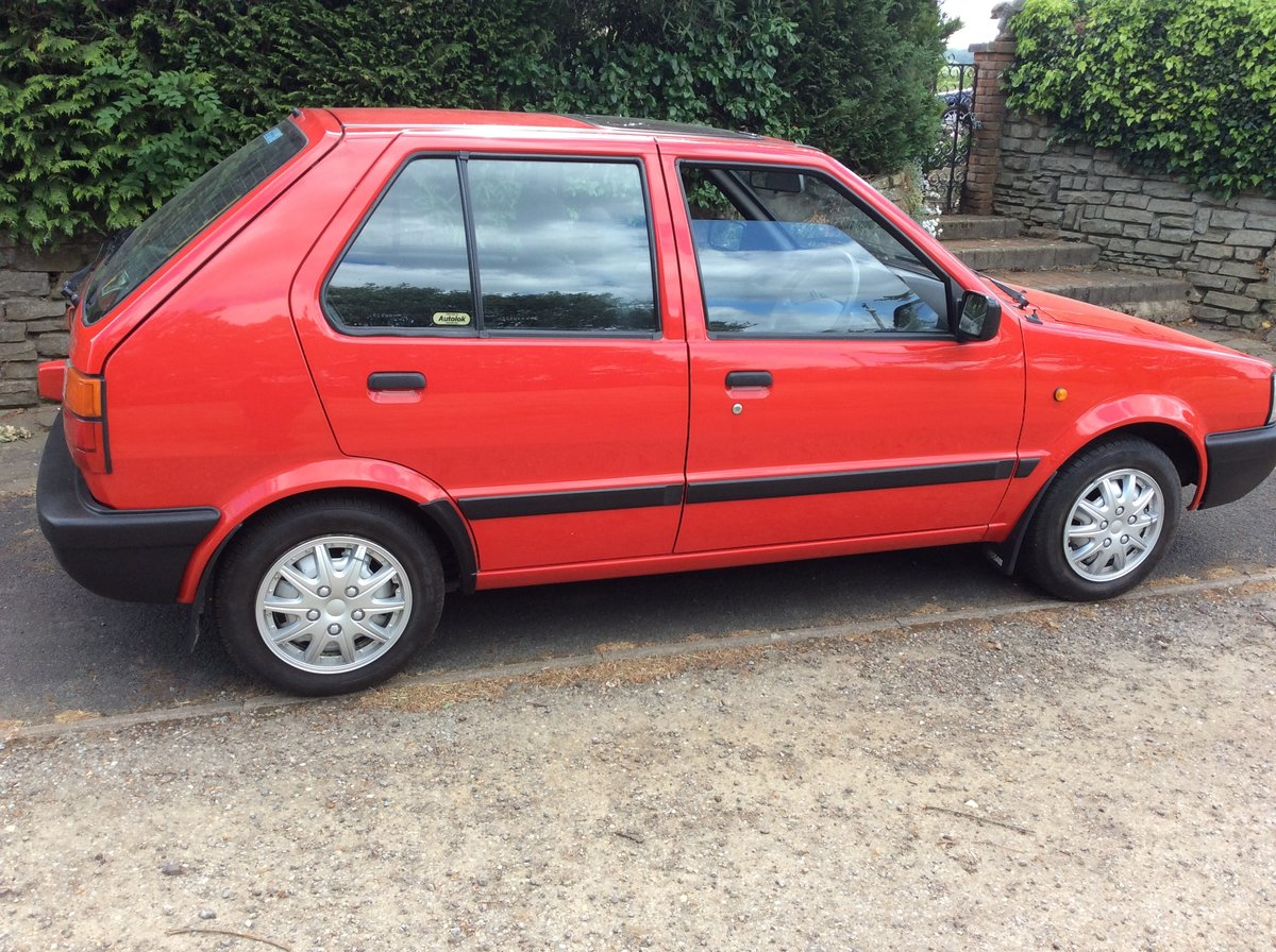 1992 Nissan micra 1.2 rare automatic For Sale (picture 2 of 5)