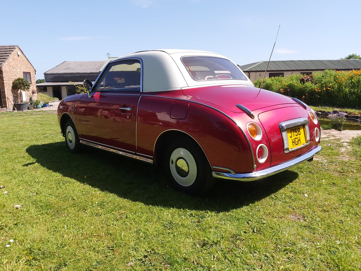 1991 Nissan Figaro  For Sale (picture 2 of 6)