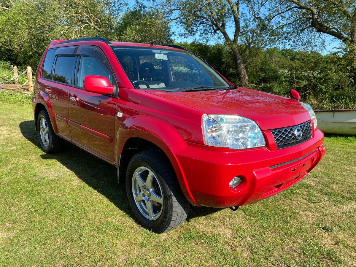 NISSAN X-TRAIL RARE 2006 2.0 GT TURBO 4X4 AUTOMATIC * For Sale (picture 1 of 6)