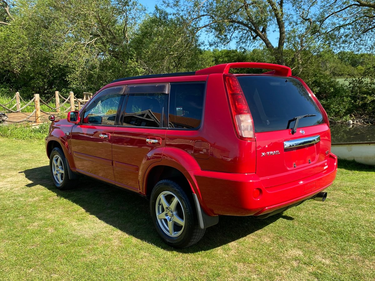 NISSAN X-TRAIL RARE 2006 2.0 GT TURBO 4X4 AUTOMATIC * For Sale (picture 2 of 6)