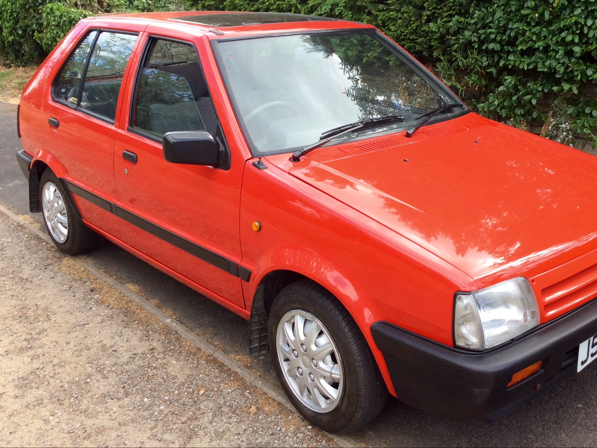 1992 Nissan micra 1.2 rare automatic For Sale (picture 5 of 5)