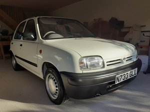 1996 Nissan mirca show conditon