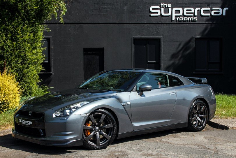 2009 Nissan GT-R Black Edition - 38K Miles - Outstanding Example For Sale (picture 1 of 6)