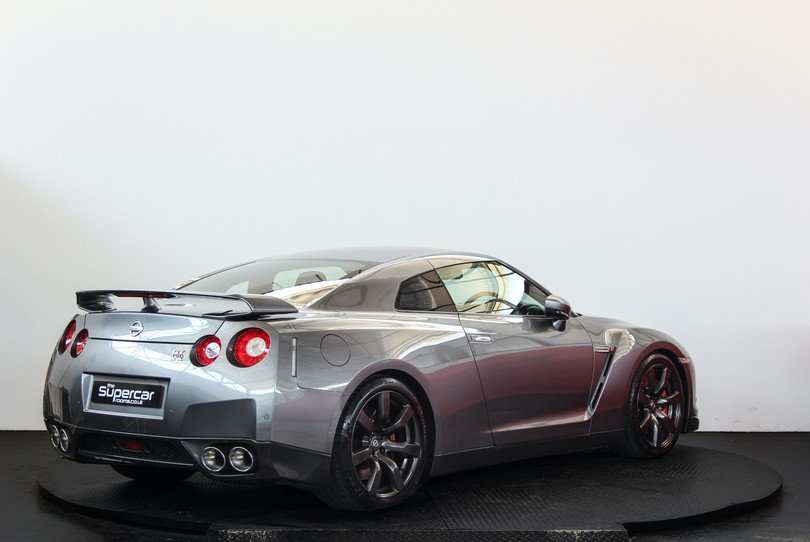 2009 Nissan GT-R Black Edition - 38K Miles - Outstanding Example For Sale (picture 3 of 6)