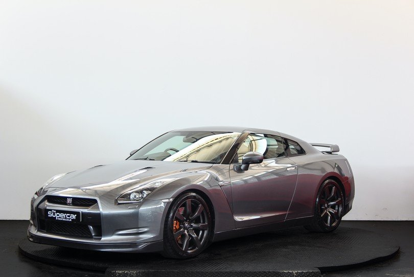 2009 Nissan GT-R Black Edition - 38K Miles - Outstanding Example For Sale (picture 5 of 6)