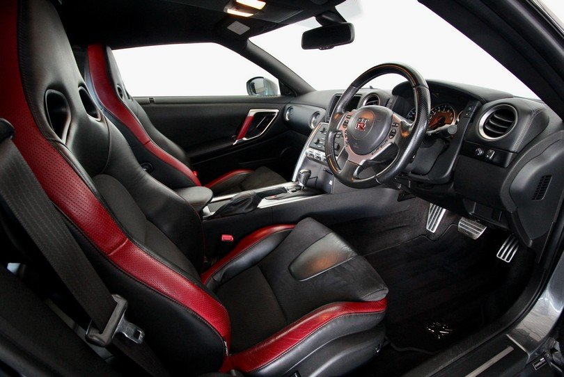 2009 Nissan GT-R Black Edition - 38K Miles - Outstanding Example For Sale (picture 6 of 6)