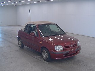 1997 NISSAN MICRA RARE  MARCH 1.3 AUTOMATIC CONVERTIBLE