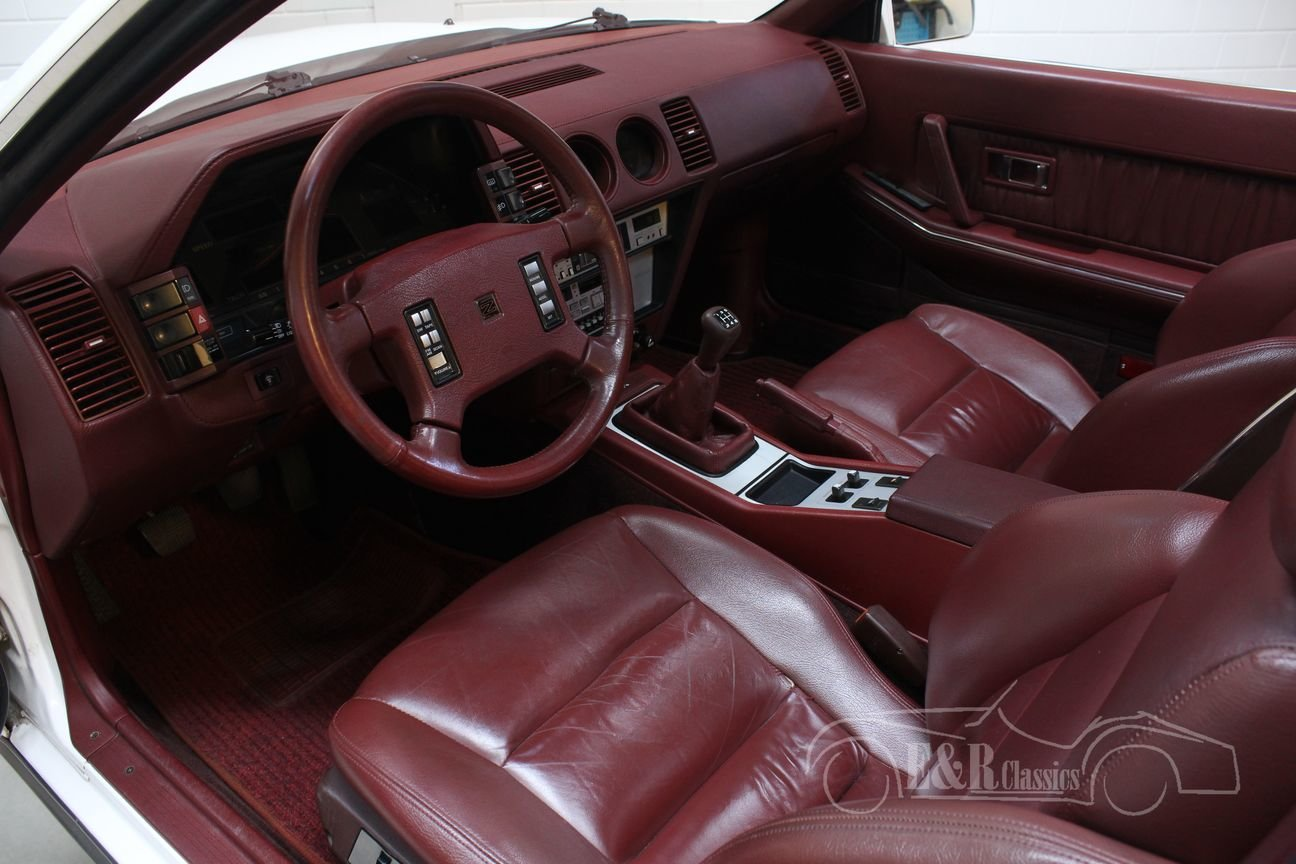 Nissan 300ZX Targa 1987 Nice original condition For Sale (picture 3 of 6)
