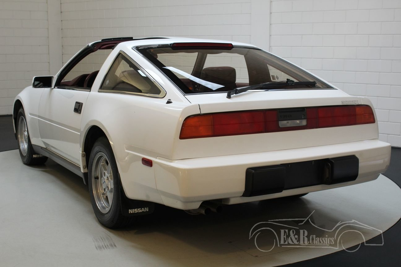 Nissan 300ZX Targa 1987 Nice original condition For Sale (picture 5 of 6)