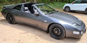 1990 Nissan 300ZX Auto N/A JDM import For Sale