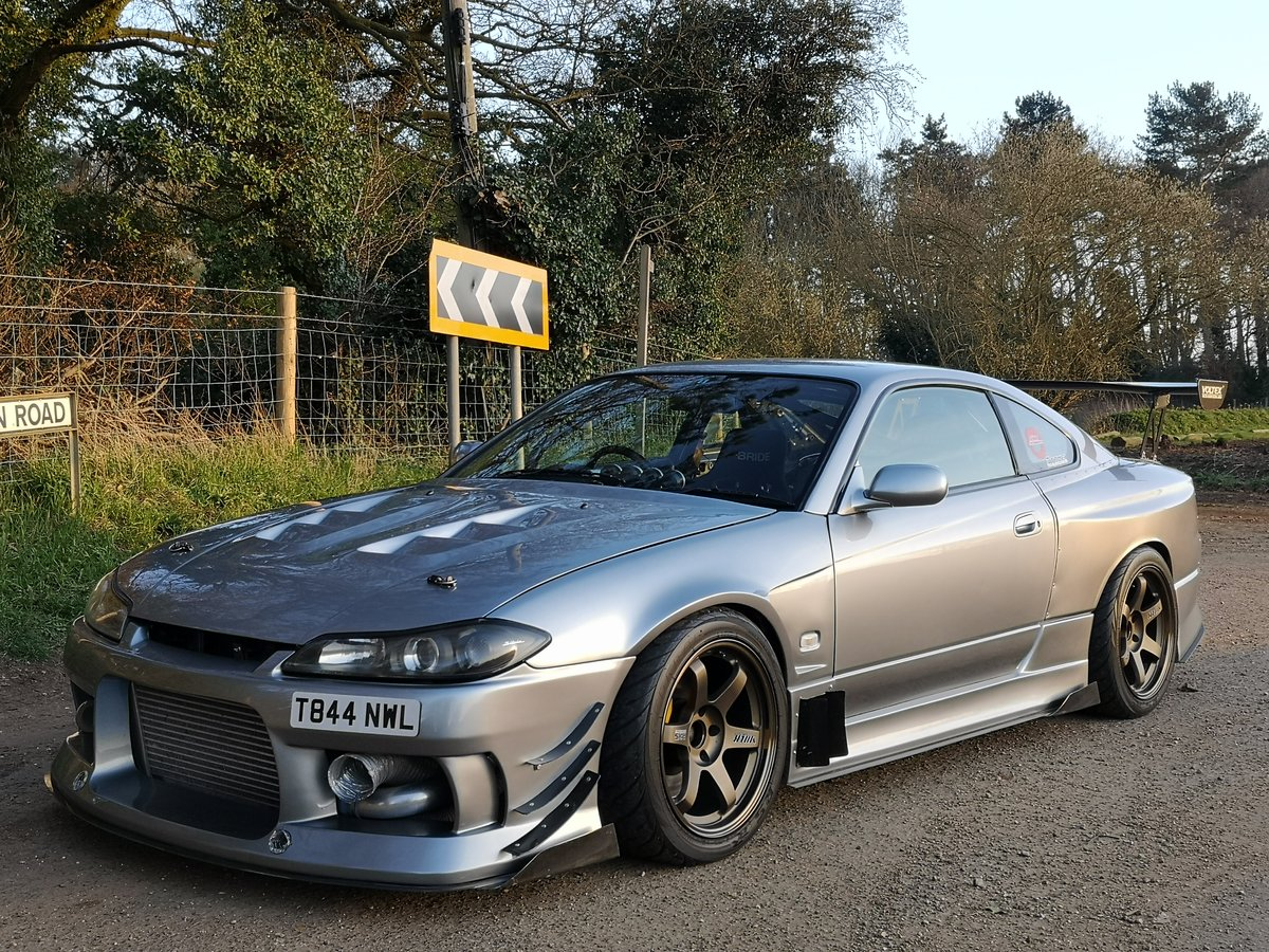 1999 Nissan Silvia S15 For Sale (picture 1 of 6)