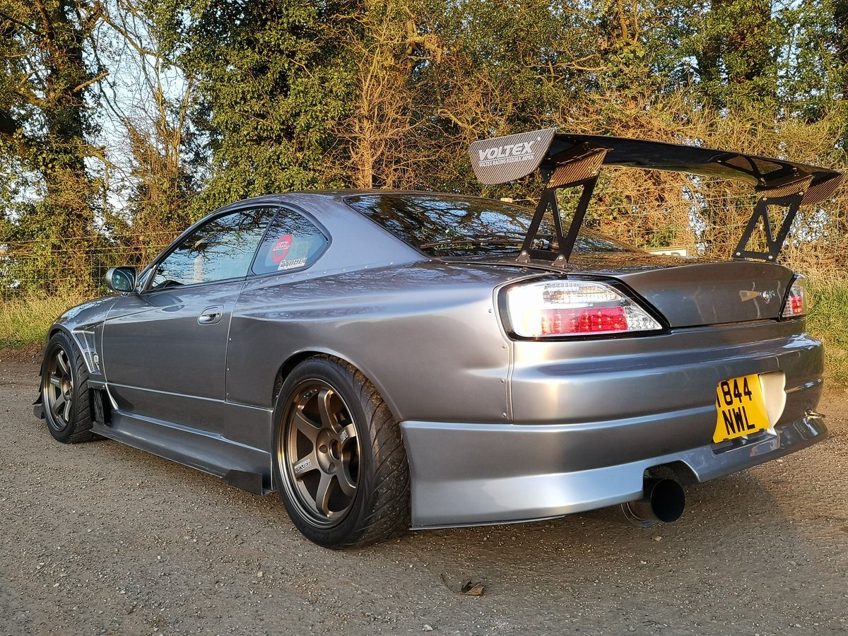 1999 Nissan Silvia S15 For Sale (picture 2 of 6)