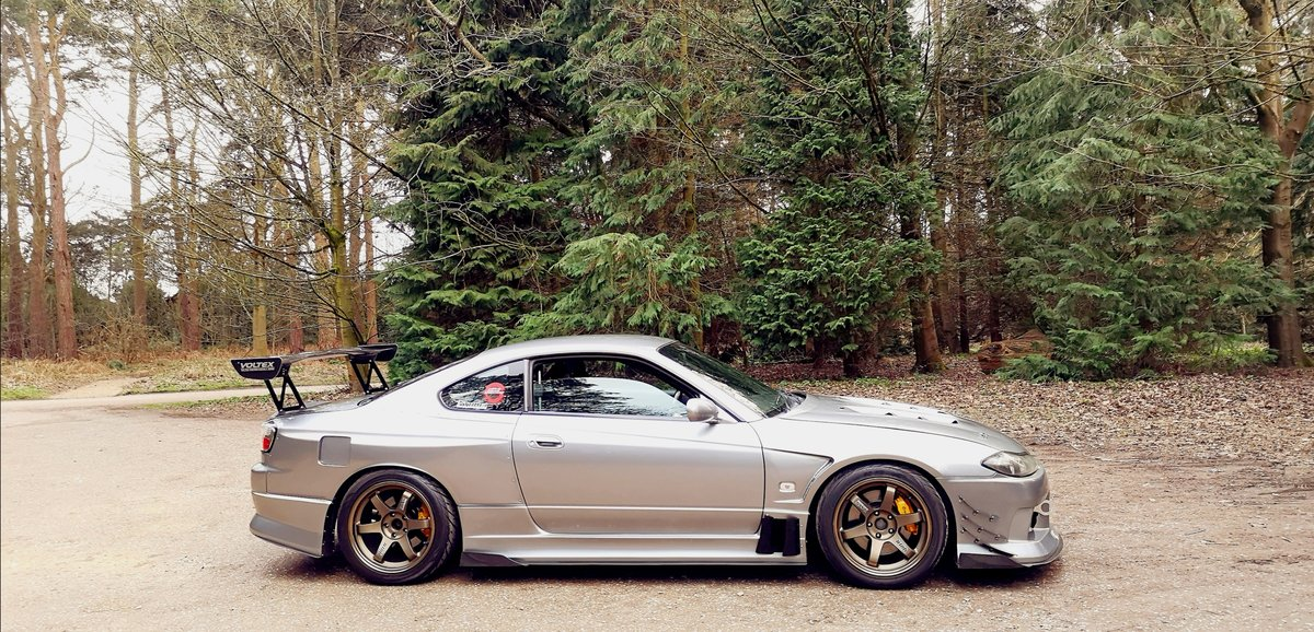1999 Nissan Silvia S15 For Sale (picture 3 of 6)