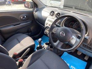 Nissan Micra 1.2 12v Acenta 5dr
