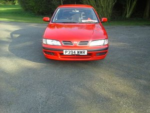 1997 NISSAN PRIMERA 1.6 SI 5 DOOR For Sale