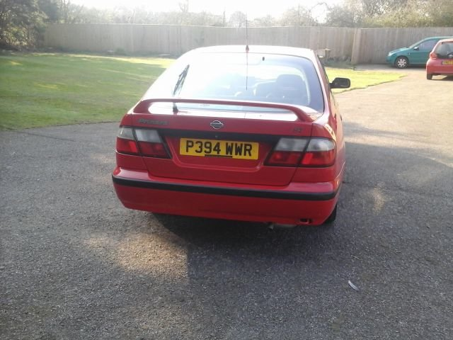1997 NISSAN PRIMERA 1.6 SI 5 DOOR For Sale (picture 4 of 4)