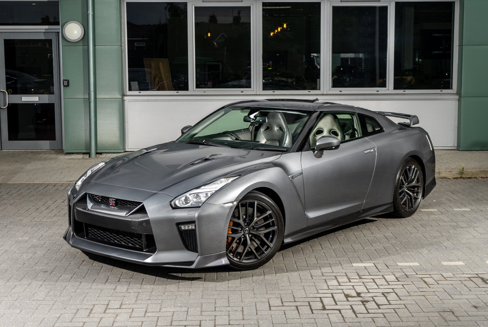 2019 Nissan GTR  SOLD (picture 1 of 6)