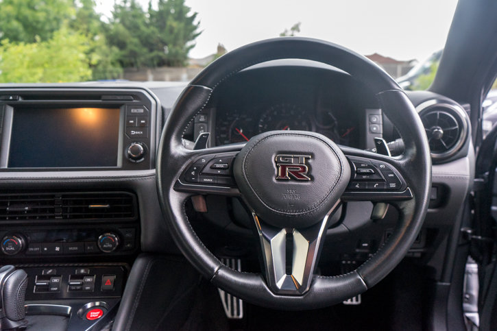 2019 Nissan GTR  SOLD (picture 6 of 6)