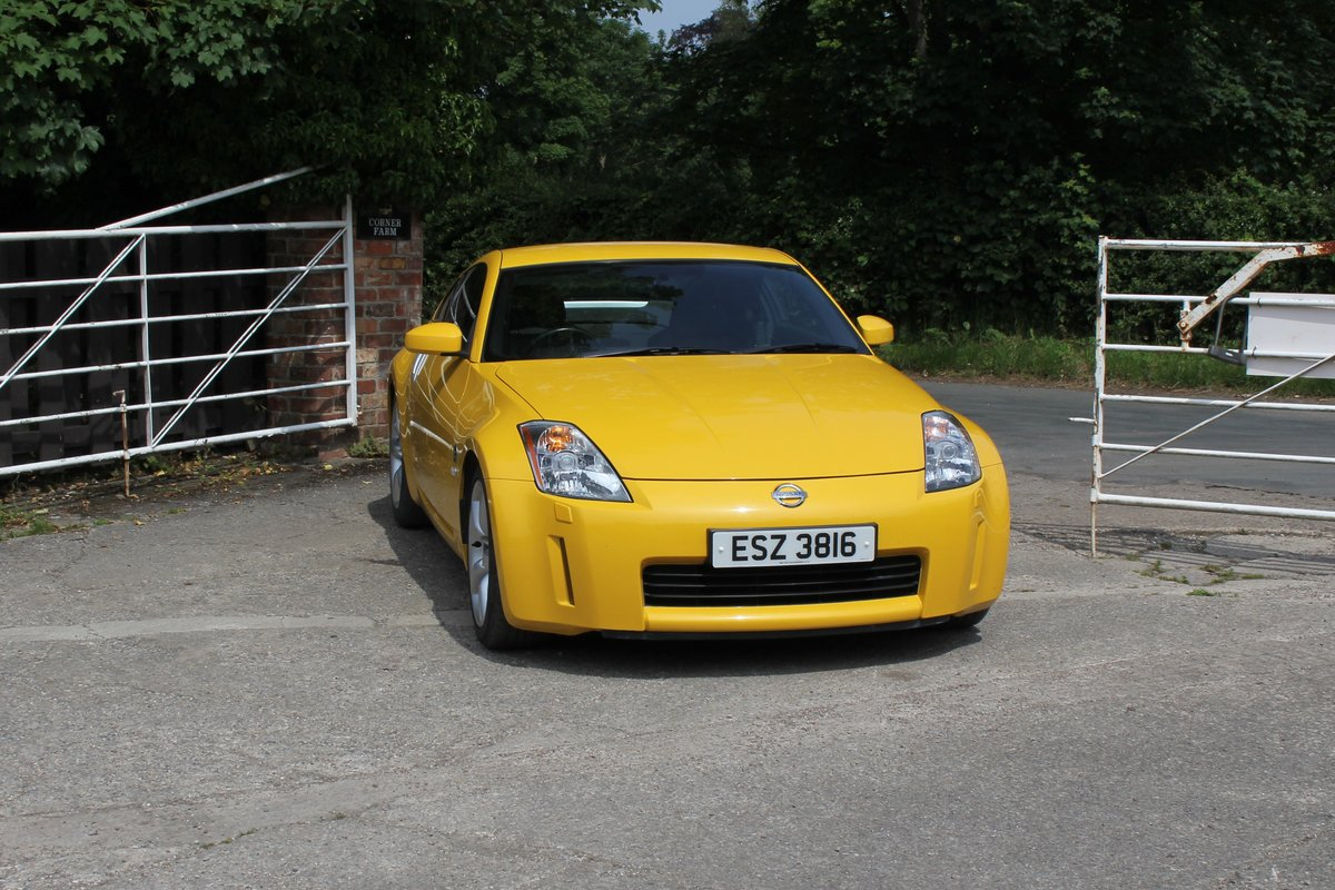 2005 Nissan 350Z GT4 Special Edition - 23K miles 1 owner 13 years For Sale (picture 1 of 15)