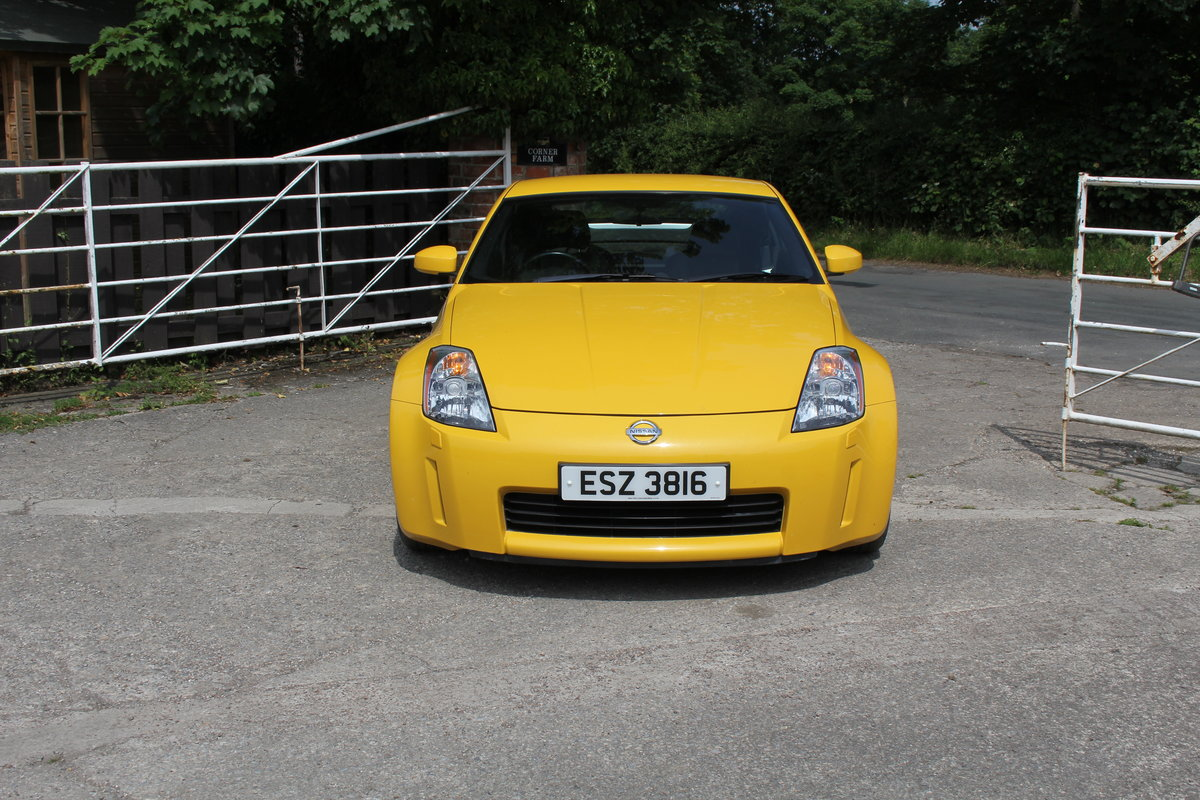 2005 Nissan 350Z GT4 Special Edition - 23K miles 1 owner 13 years For Sale (picture 2 of 15)