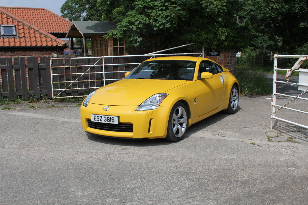 2005 Nissan 350Z GT4 Special Edition - 23K miles 1 owner 13 years For Sale (picture 3 of 15)