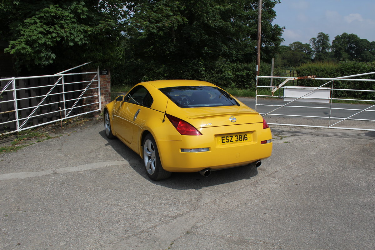 2005 Nissan 350Z GT4 Special Edition - 23K miles 1 owner 13 years For Sale (picture 4 of 15)