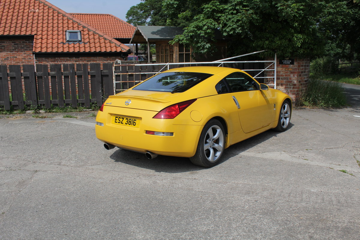 2005 Nissan 350Z GT4 Special Edition - 23K miles 1 owner 13 years For Sale (picture 6 of 15)